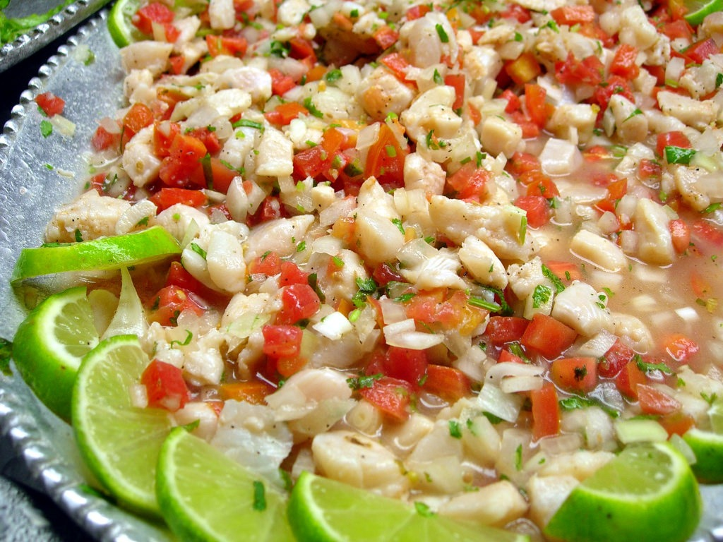 Seasonal Ceviche Recipe