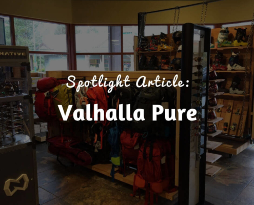 Local Spotlight: Valhalla Pure