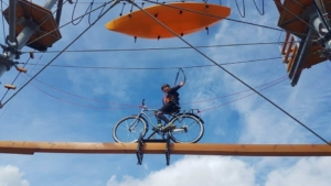 Local Spotlight: Rope Runner Aerial Park