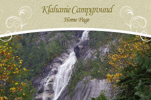 Klahine campground Squamish